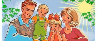 sem'ya-zdorovye deti